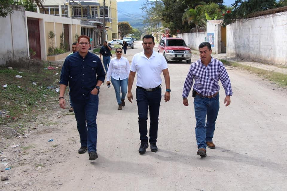 Pavimentarán calles en barrio San Miguel y Buenos Aires