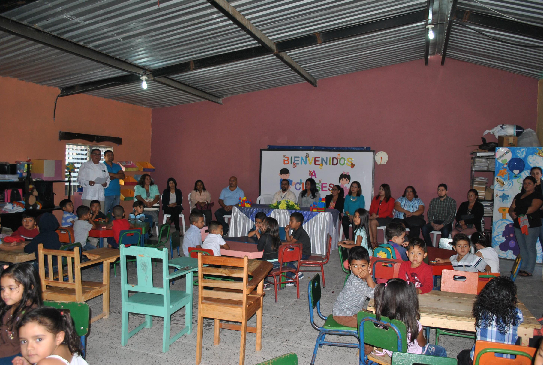 Inaugurado año escolar en Siguatepeque