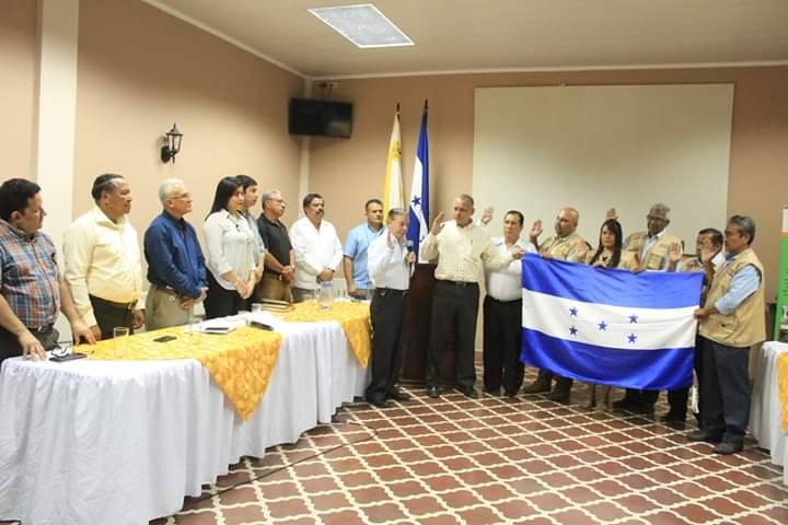 Corporación de Comayagua elige nuevo Comisionado Municipal de Transparencia