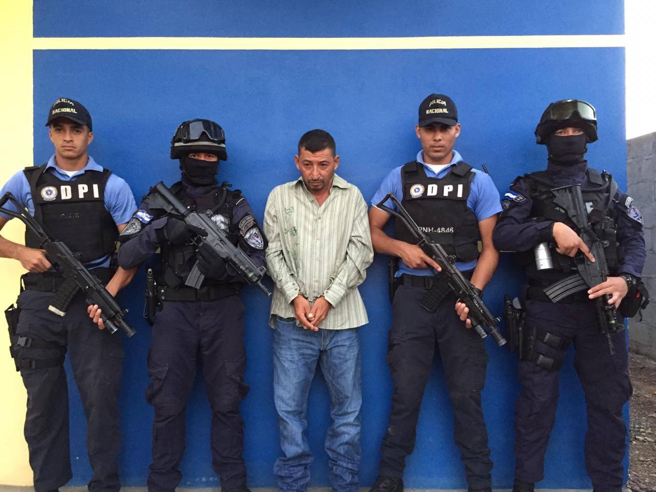 Prófugo de la justicia es recapturado por la Policía Nacional