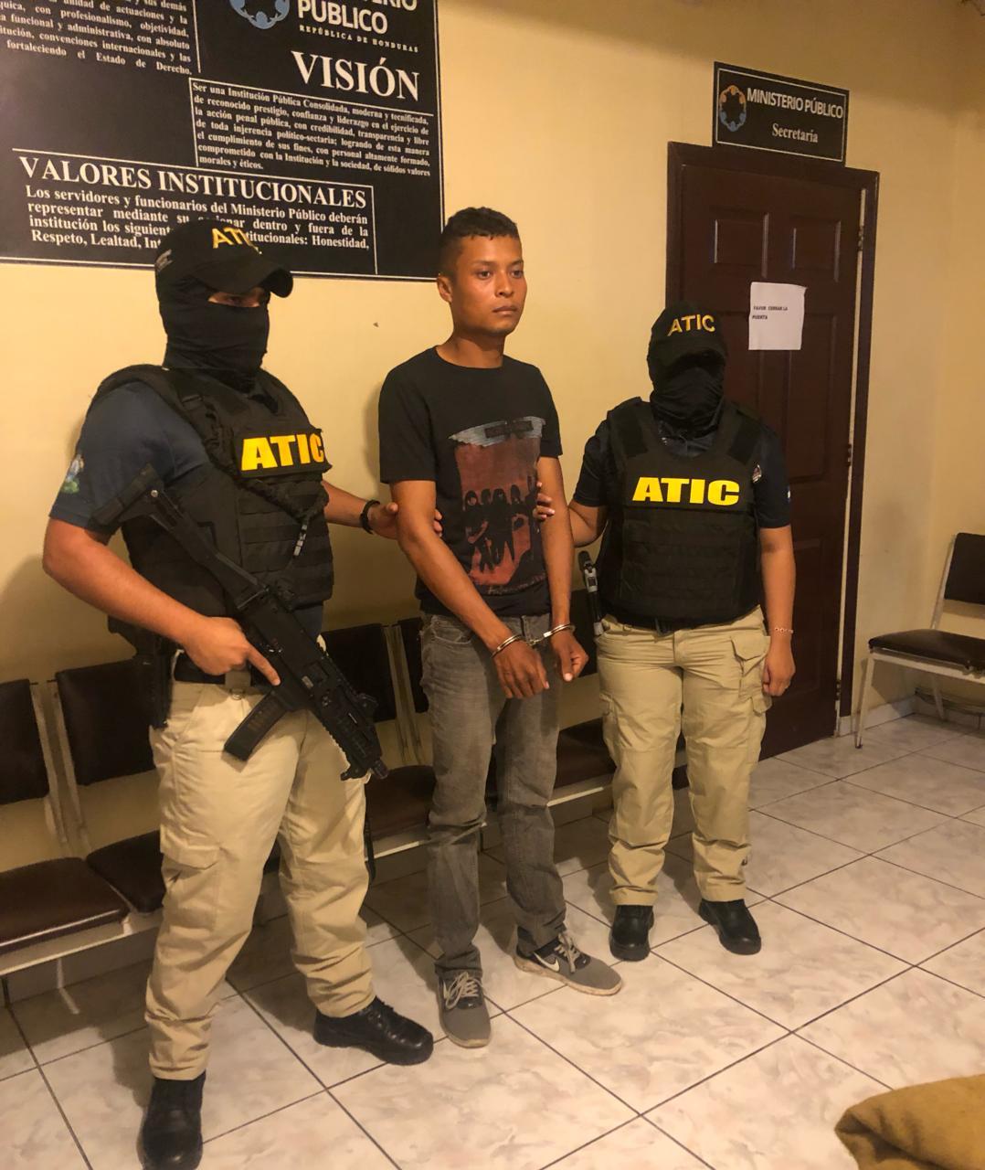 MP captura a militar activo acusado del asesinato de un menor de edad tras protestas en Yarumela, La Paz