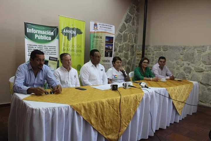 Por tercera vez galardonan a la alcaldía de Comayagua por obtener 100% en transparencia y rendición de cuentas