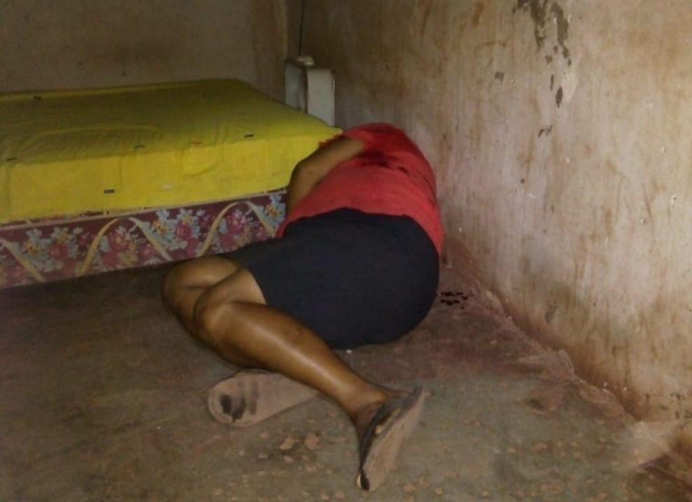 Asesinan una mujer en Las Huertas, El Rosario, Comayagua