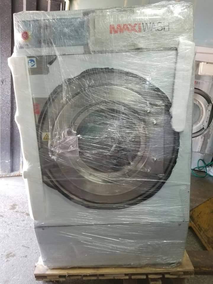 Adquieren lavadora industrial en el Hospital Regional Santa Teresa