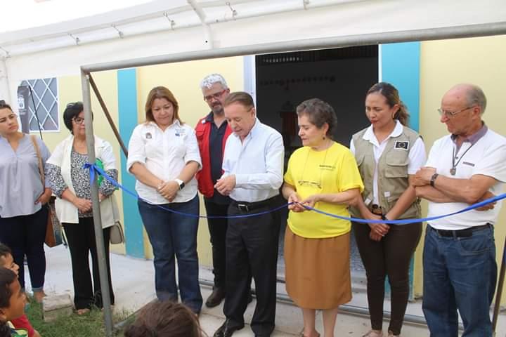 Alcaldía de Comayagua inauguró centro de cuidado diurno infantil en esta ciudad