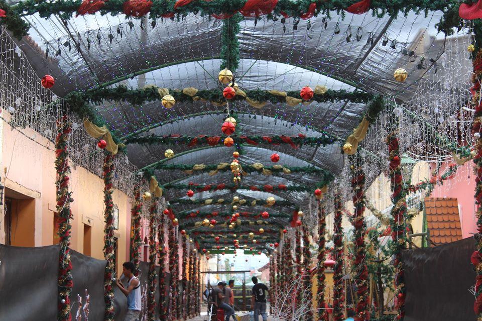 Alcaldía de Comayagua inaugurará «Paseo Navideño» el 2  de diciembre