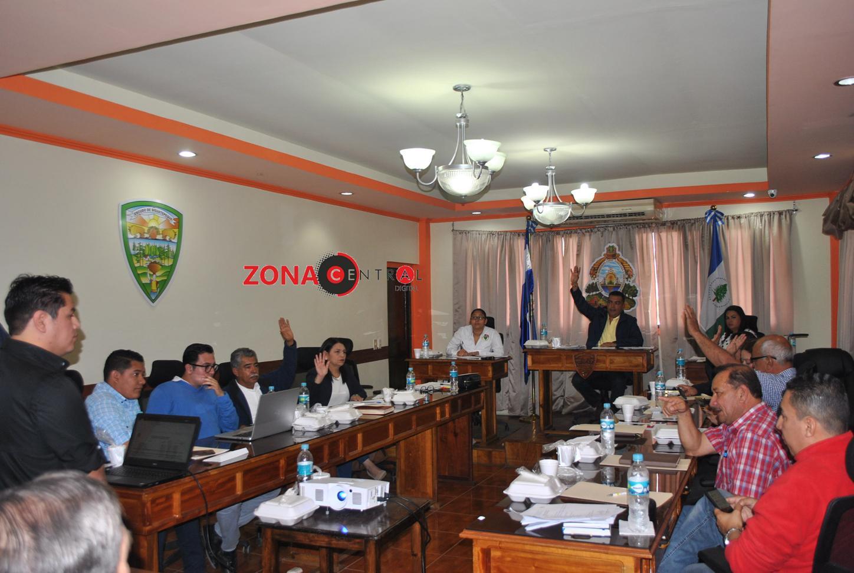 Aprueban presupuesto de ingresos 2020 en Siguatepeque