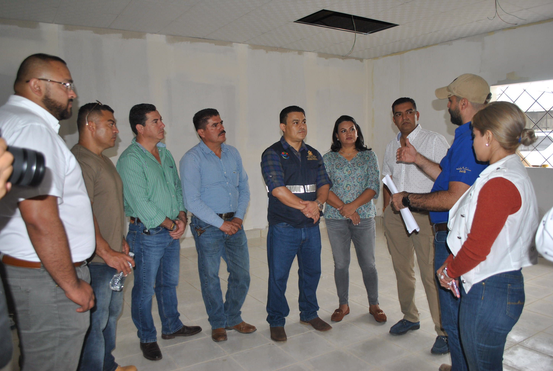 Ministro de SEDECOAS supervisó proyectos de bienestar social en Siguatepeque