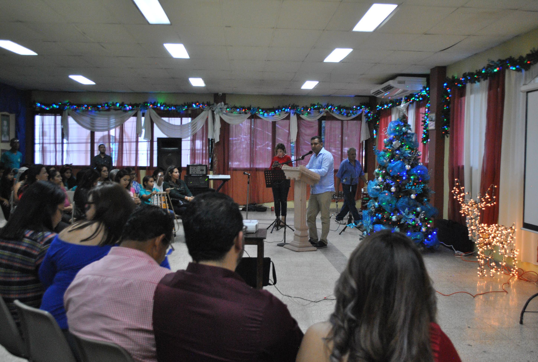 COFENA  presenta actividades para a época navideña en Siguatepeque