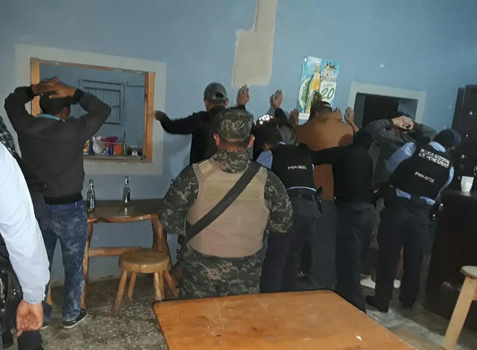 Ministerio Público lideró operativos en centros nocturnos de Comayagua y La Paz, logrando recuperar siete menores de edad