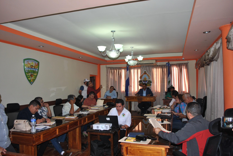 Aprueban plan de inversión, el presupuesto de ingresos y egresos del municipio de Siguatepeque