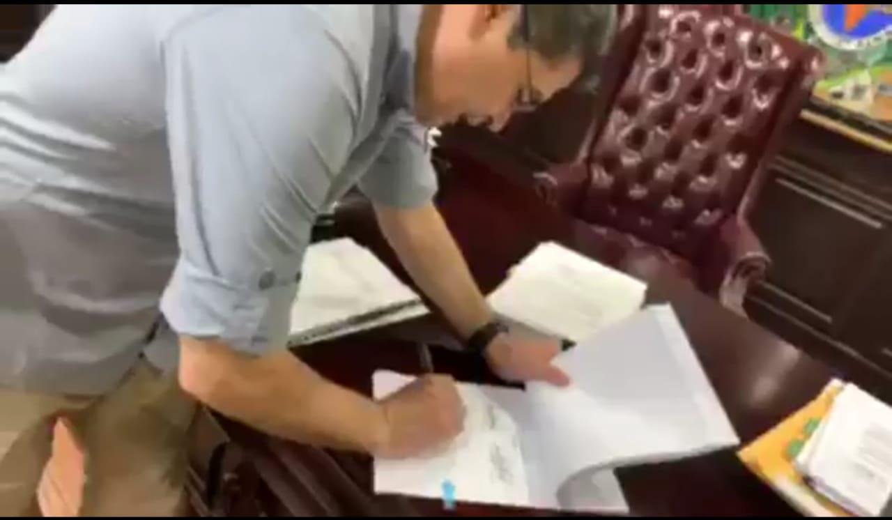 Presidente Hernández sanciona decreto de préstamo con BID para construir Hospital del Trauma en Tegucigalpa
