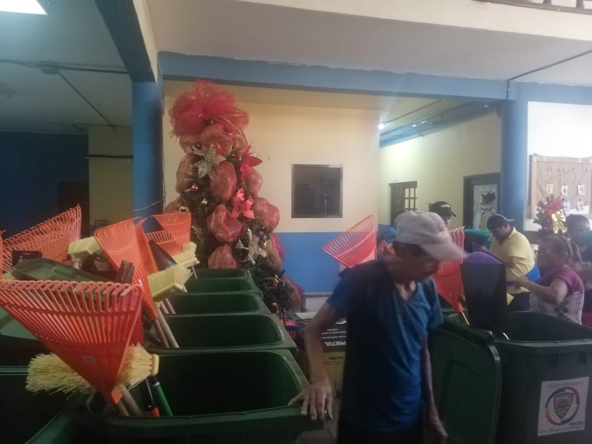 Barrido y desarenado de calles lo manejará la Municipalidad de Siguatepeque