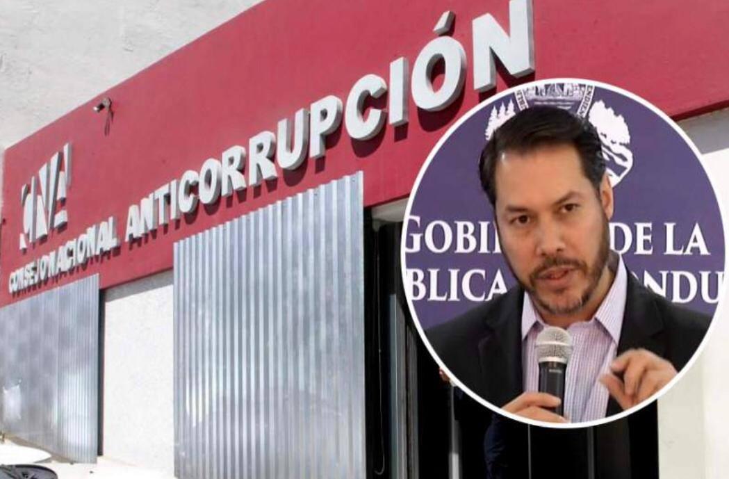 CNA presentó caso  «Luminarias de la corrupción y oscuridad»