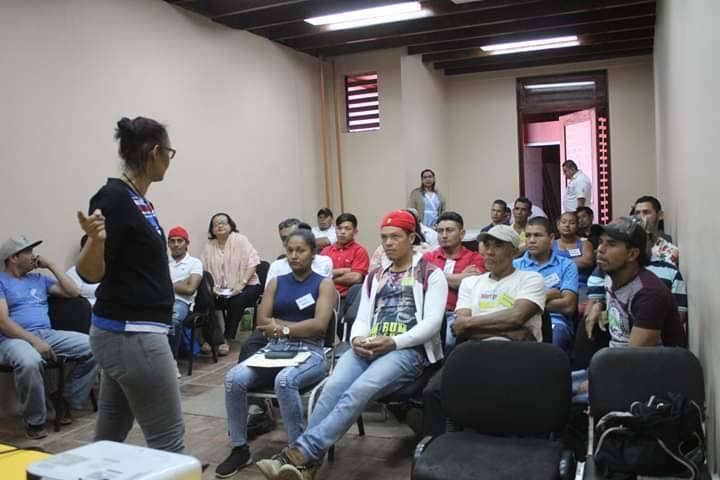 Alcaldía de Comayagua y el ICF capacita a comunidades afectadas por plaga del gorgojo