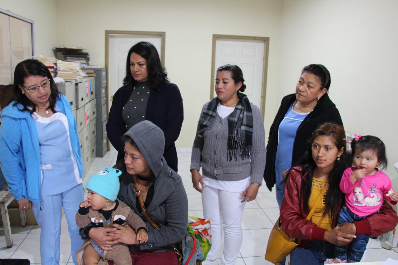 Vicealcaldesa de Siguatepeque inauguró lanzamiento de la vacuna contra la Hepatitis A