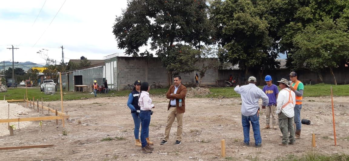 Arrancan trabajos de construcción de la Casa de la Cultura en Siguatepeque