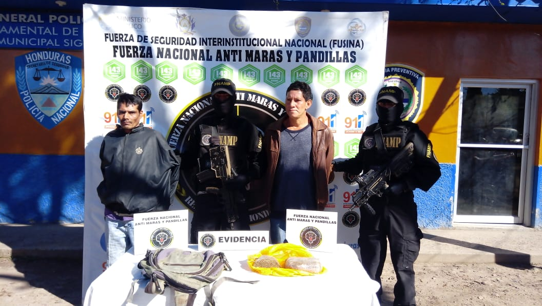 FNAMP detiene a supuesto miembro activo de la Mara Salvatrucha