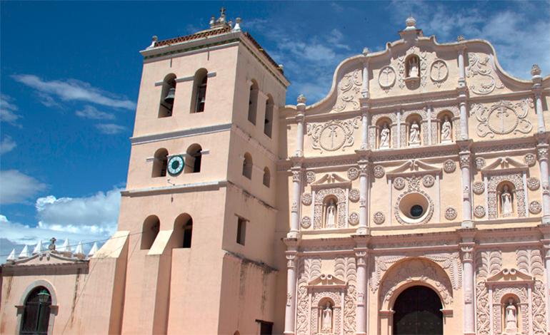 Comayagua cierra  sus salidas y entradas de la ciudad a partir del viernes 20 de marzo
