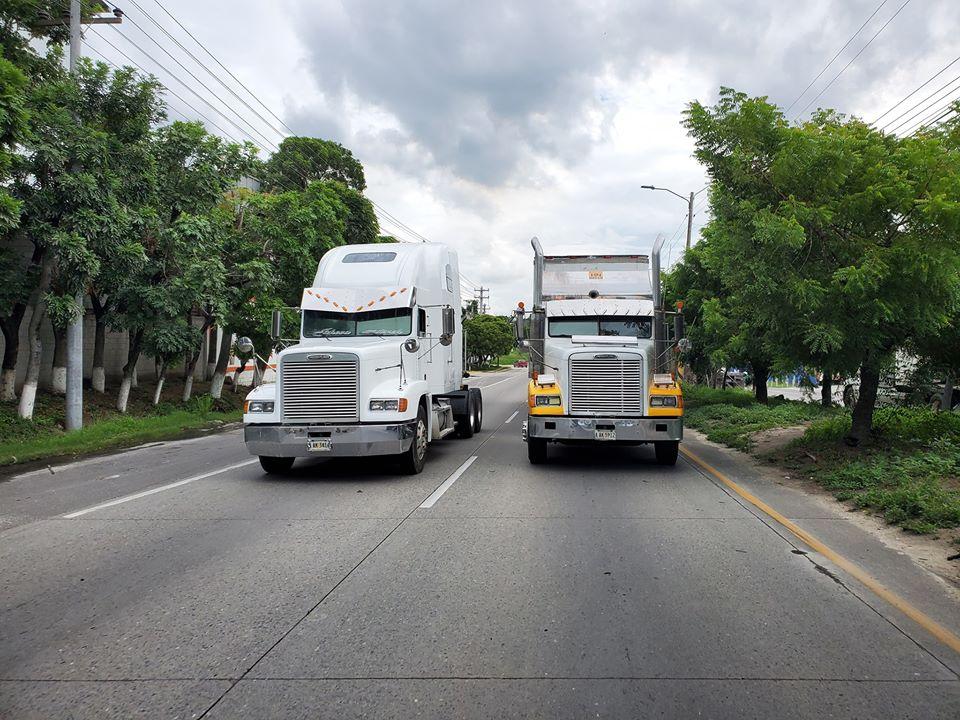Transporte de carga  y unitario de Honduras anuncia paro