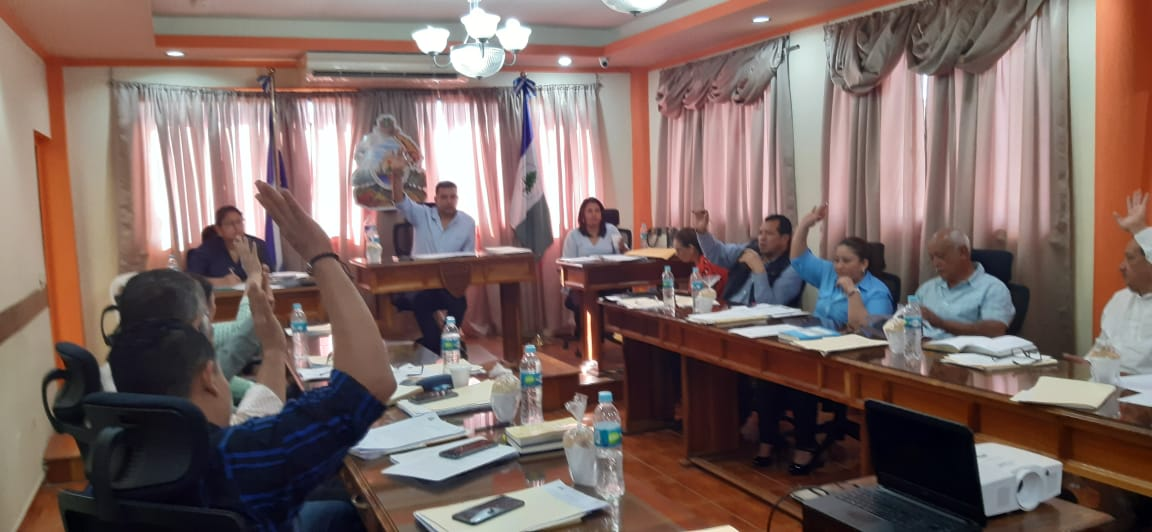 Corporación Municipal de Siguatepeque suspende actos públicos por 14 días