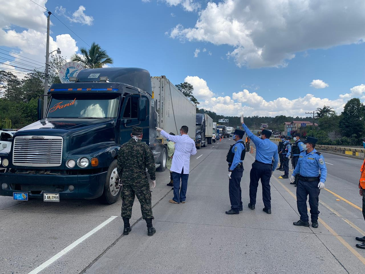 CODEM de Siguatepeque ejecuta Plan de Contigencia