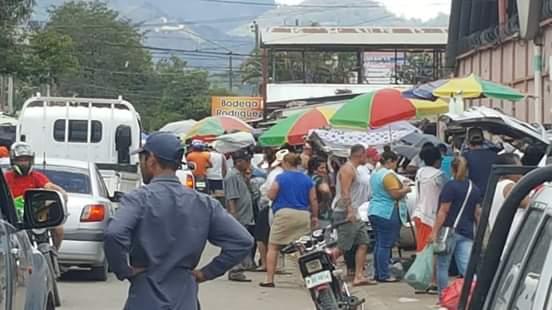 Elementos de la Policía Nacional y Primer Batallón de Ingenieros realizan operativos en Siguatepeque