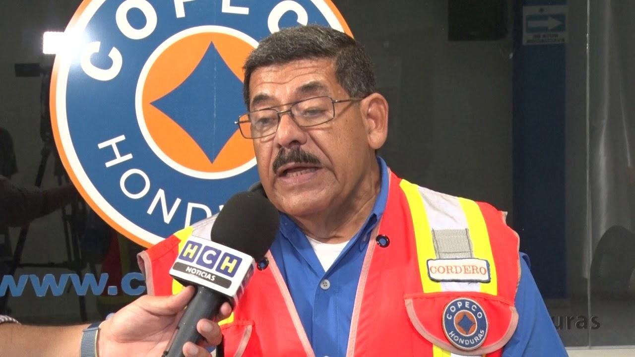 Cordero asume titularidad de COPECO