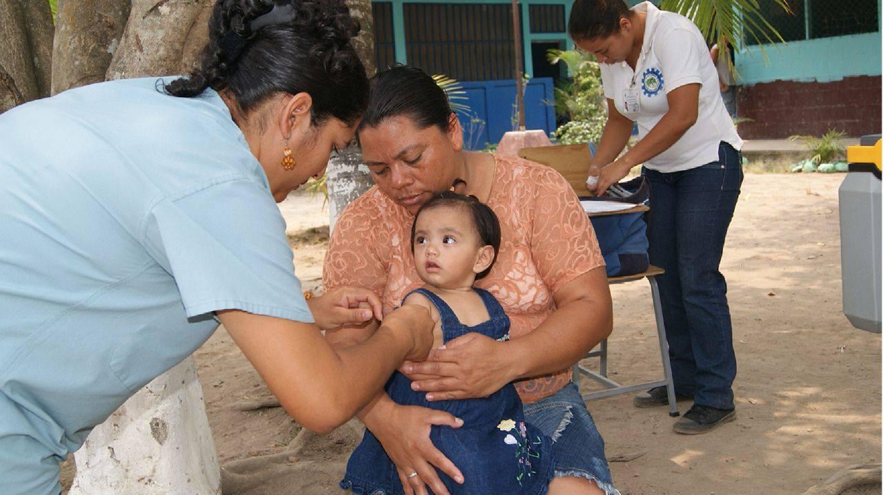Honduras se une a la celebración de la Semana de Vacunación en las Américas