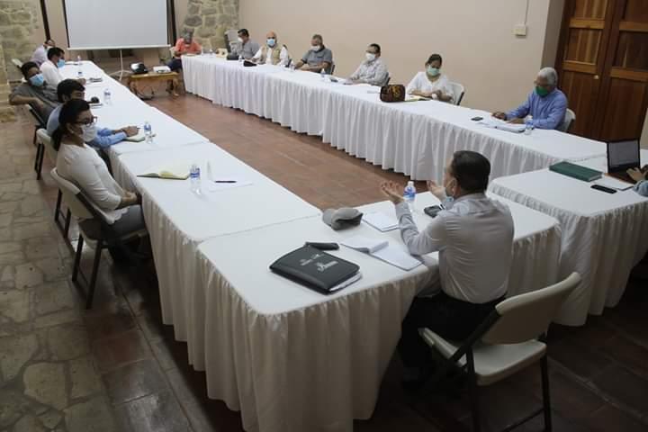 Corporación municipal de Comayagua aprueba transferencia presupuestaria para ayudar con alimentos a familias más necesitadas del municipio