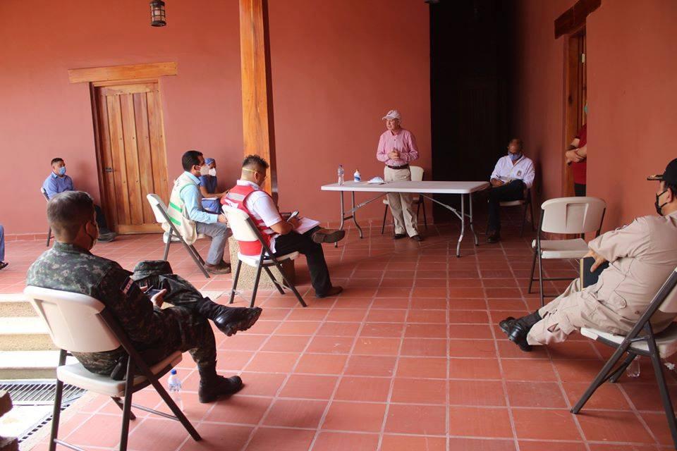 Alcaldía de Comayagua y el PMA inicia mañana entrega de ayudas alimentarias a familias mas vulnerables de la ciudad