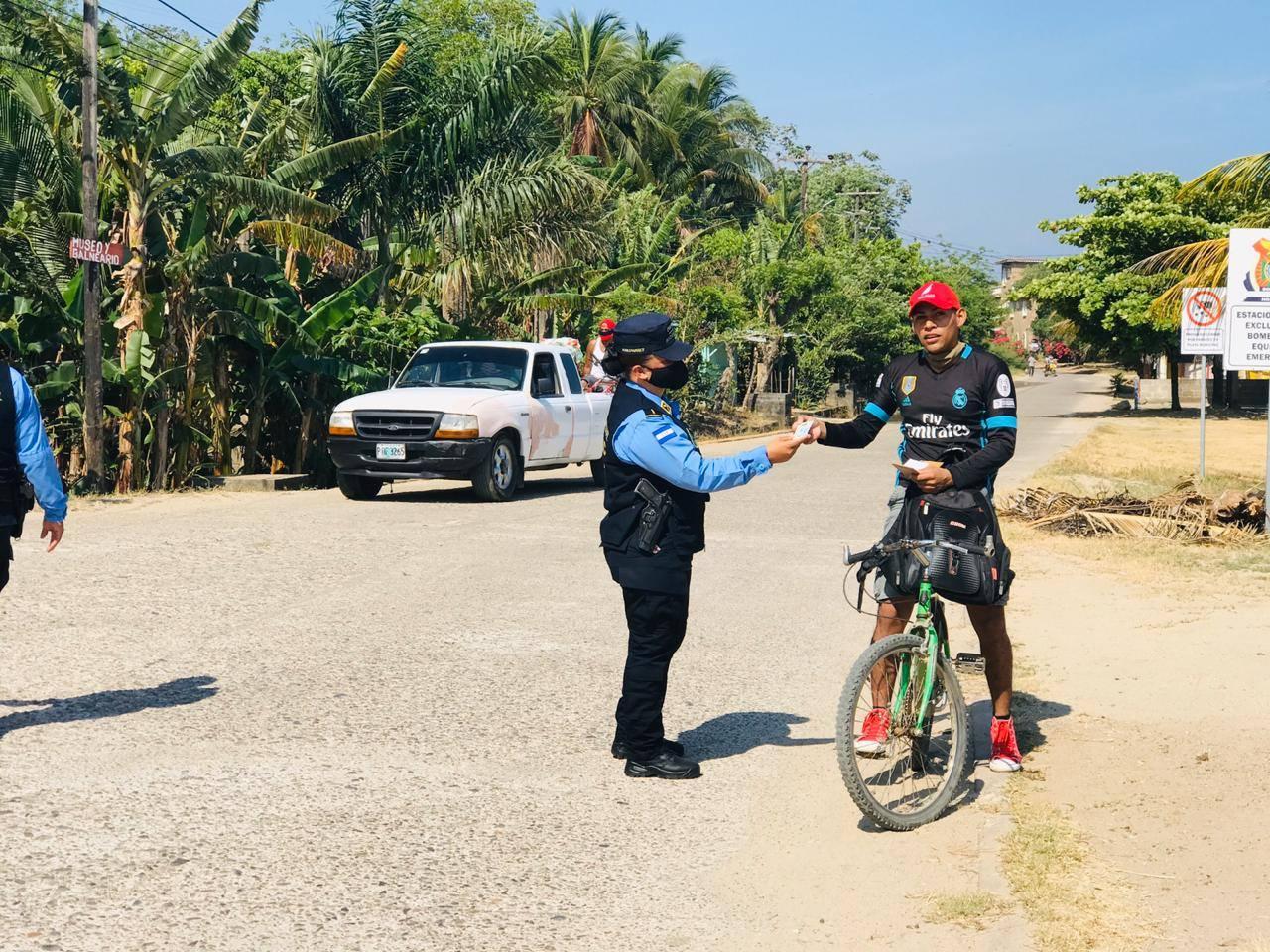 Más de 1,200 detenidos deja como resultado el incumplimiento al toque de queda y otras medidas impuestas por el SINAGER