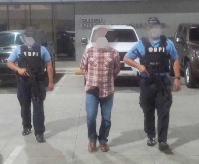 Arrestado sujeto por el robo de más de 11 millones de lempiras