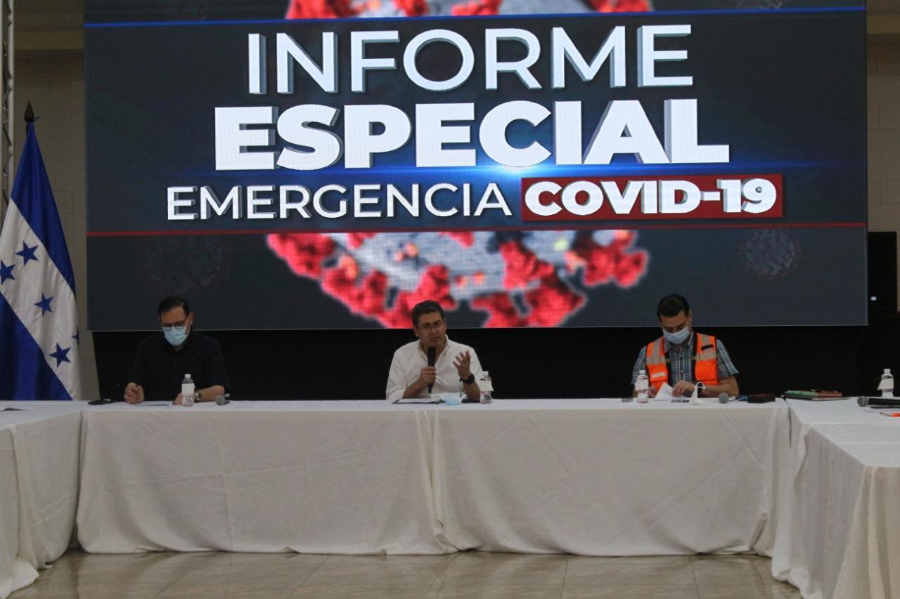 Estado fortalecerá sistema hospitalario y se prepara para realizar 3.000 pruebas diarias para detectar coronavirus