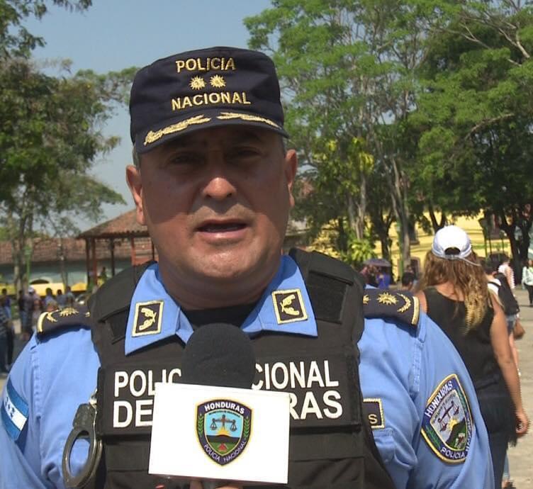 Policías de toda América muestran solidaridad por la muerte del Comisionado Jaime Barahona