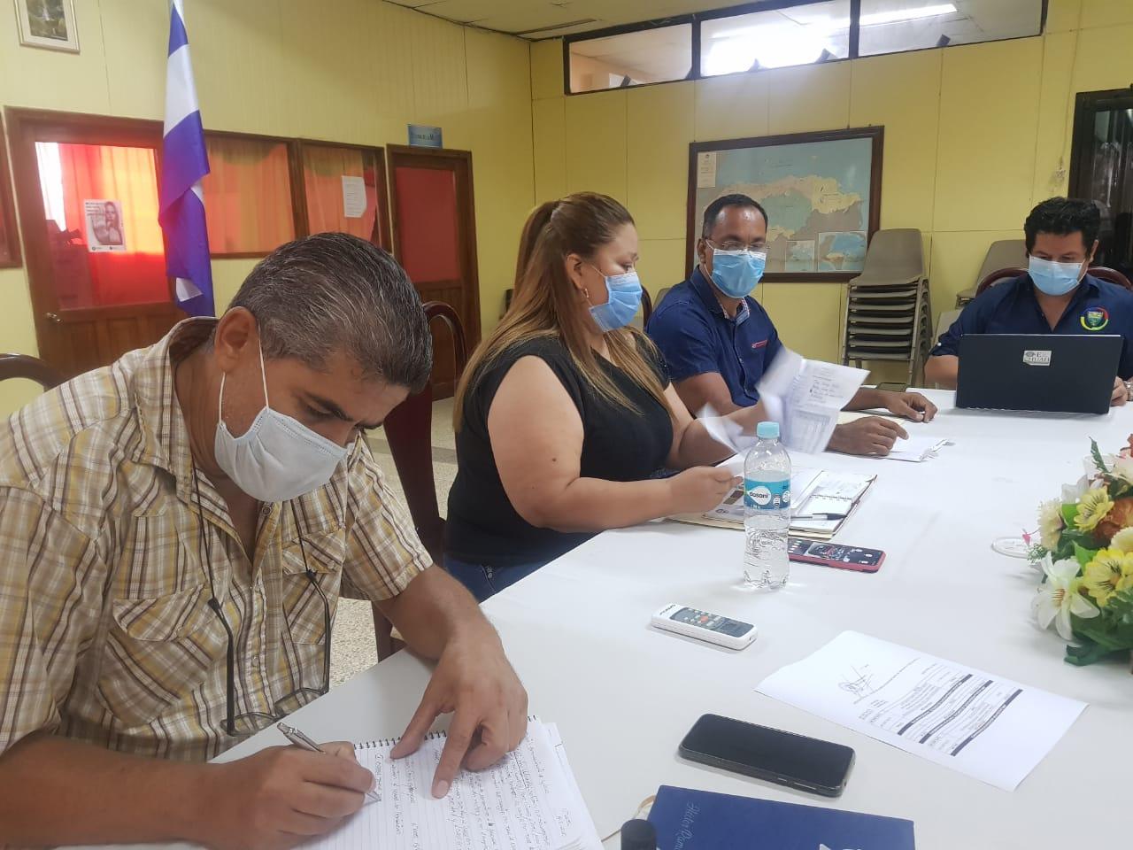 Adjudican compra de alimentos para la segunda entrega de la operación Honduras Solidaria a bodega Jehova Jireh