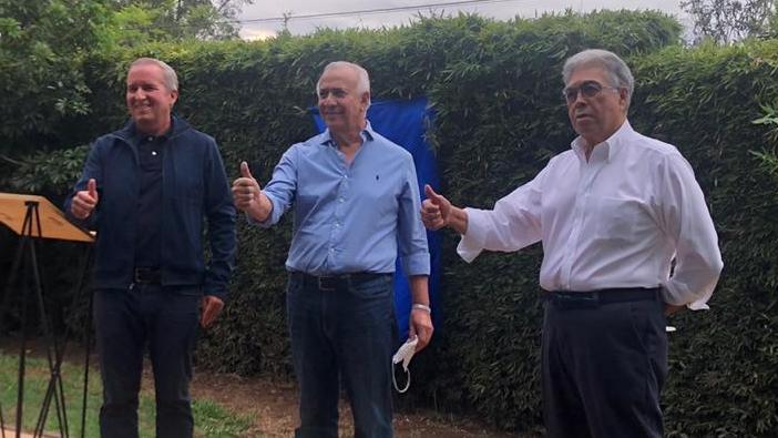 Ricardo Álvarez se une al movimiento de Mauricio Oliva