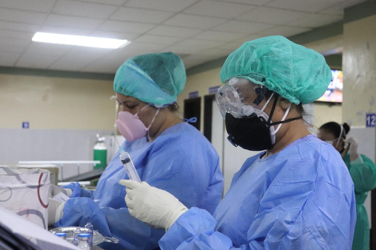 Salud ha contratado más de mil recursos en los hospitales para atender a pacientes con COVID19