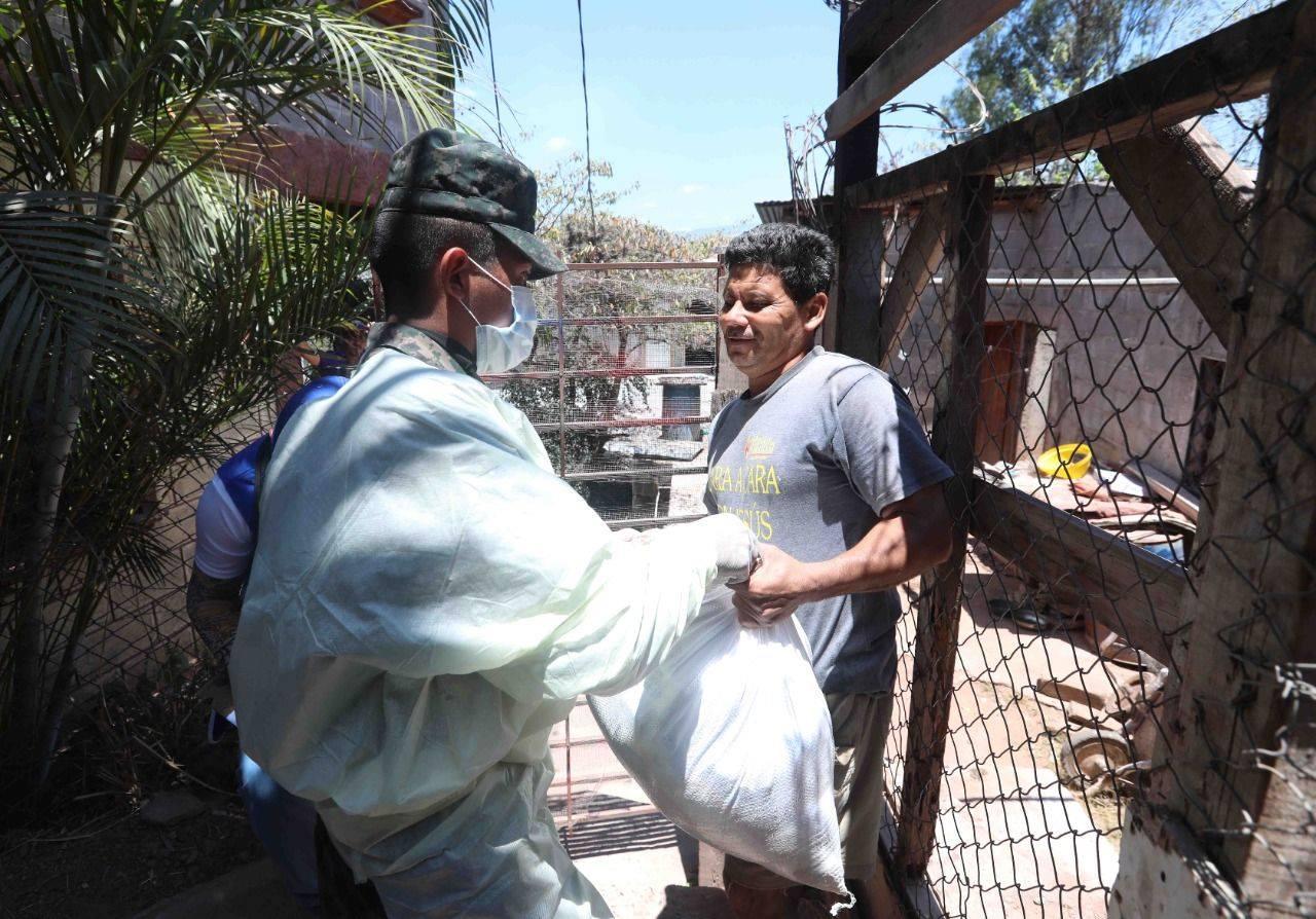 En sus primeras dos etapas: Honduras Solidaria supera la meta y entrega alimentos a más de tres millones de personas