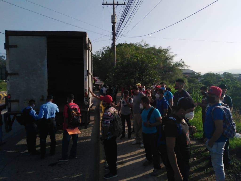 Varios ciudadanos son detenidos por incumplimiento al decreto ejecutivo PCM-45-2020