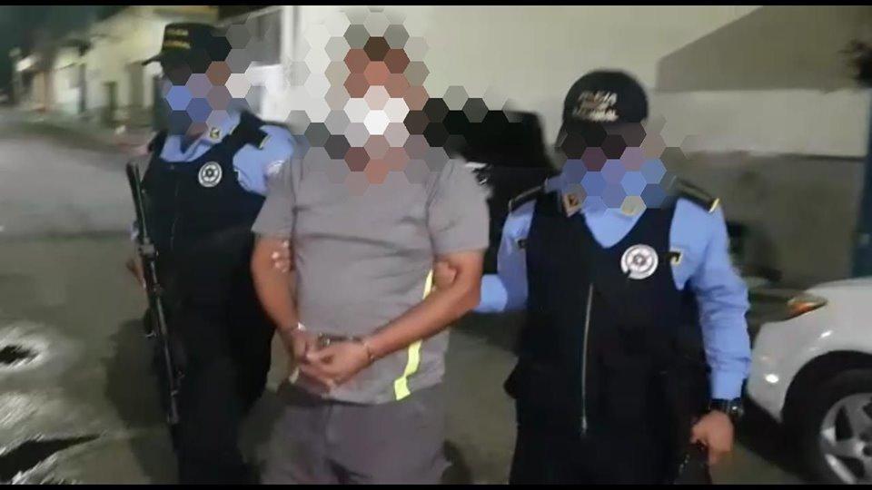 Arrestado ciudadano en poder de salvoconducto falso