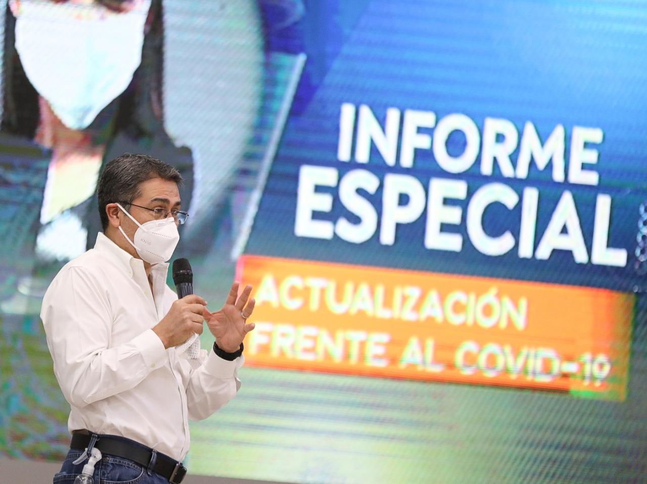 Presidente Hernández sanciona reforma que dará beneficios del ISR a más de 350.000 personas mayores de 65 años