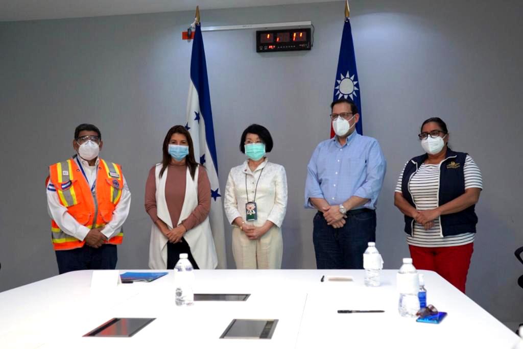 Honduras recibe un millón de dólares para fortalecer acciones contra el COVID
