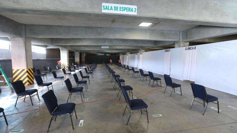 sexto centro de triaje de la capital comienza a funcionar en el CCI