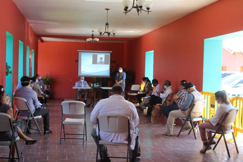 Alcaldía de Comayagua, CODEM, SINAGER y empresa privada crearán centros de triajes en esta ciudad