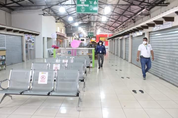 Alcaldía de Comayagua acondiciona terminal única de transporte interurbano para reaperturar este rubro el próximo lunes