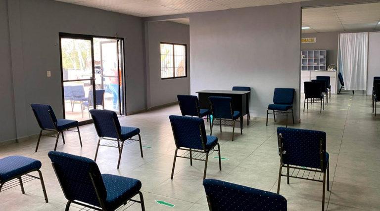 Gobierno y Alcaldía inauguran centro de triaje en La Lima