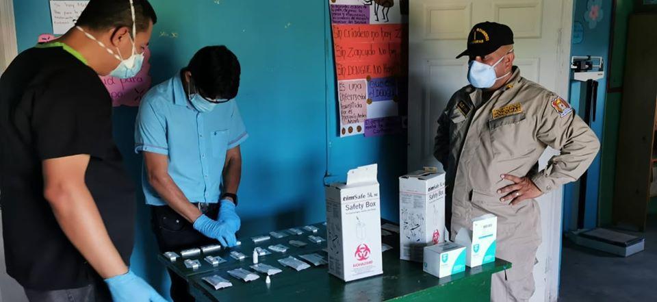 CODEM: Conozca los resultados del tamizaje poblacional realizado en Santa Cruz del Dulce