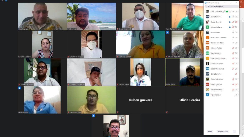 Socializan plan de acción  «Fuerza Honduras» a ejecutar en Siguatepeque