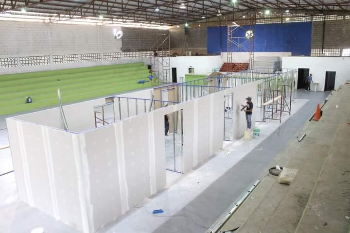 Próxima semana inaugurarán centro de triaje en Comayagua